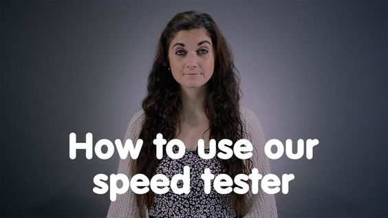 Broadband speed tester: How fast is your internet? | broadbandchoices.