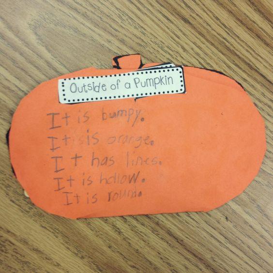 Simply Second Grade: pumpkins