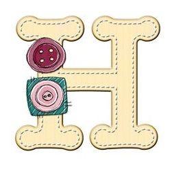 H Couture (Toutlalphabet2):