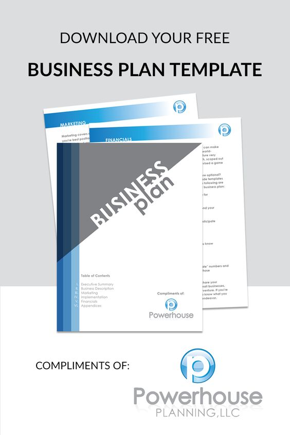 Business Plan Template in Powerpoint Business Pinterest - business proposal software free download