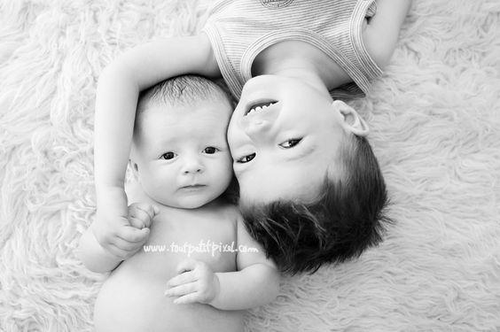 Séance photo bébé 2 mois