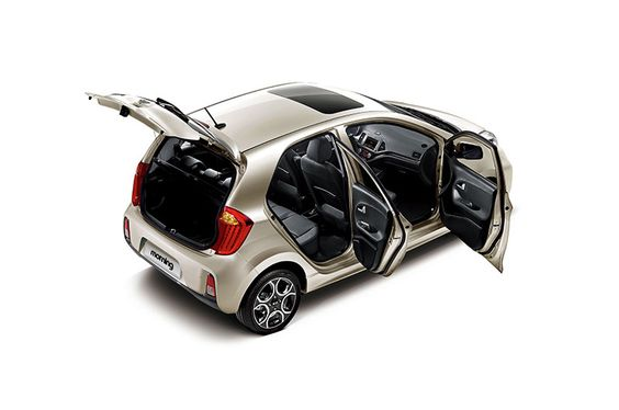 New Review 2015 Kia Picanto Release Top View Model