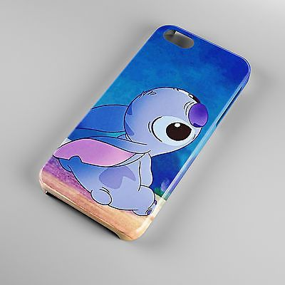LILO AND STITCH OHANA 3D HARD PHONE CASE COVER FOR VARIOUS MODELS