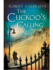 The Cuckoo's Calling - Robert Galbraith (JK Rowling). Brilliantly read on audio books by Philip Gleinster!