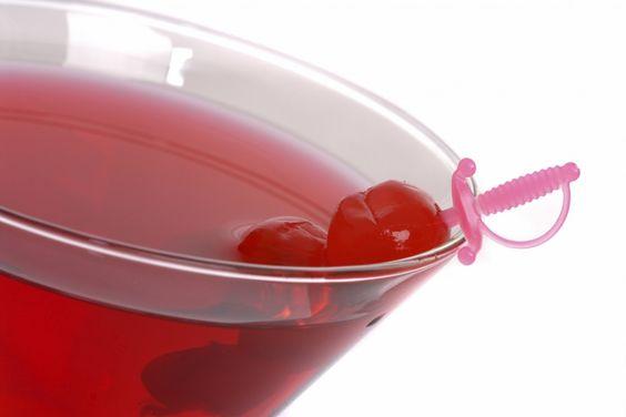 Skinny Cherry Martini | Skinny Mom | Where Moms Get The Skinny On Healthy Living