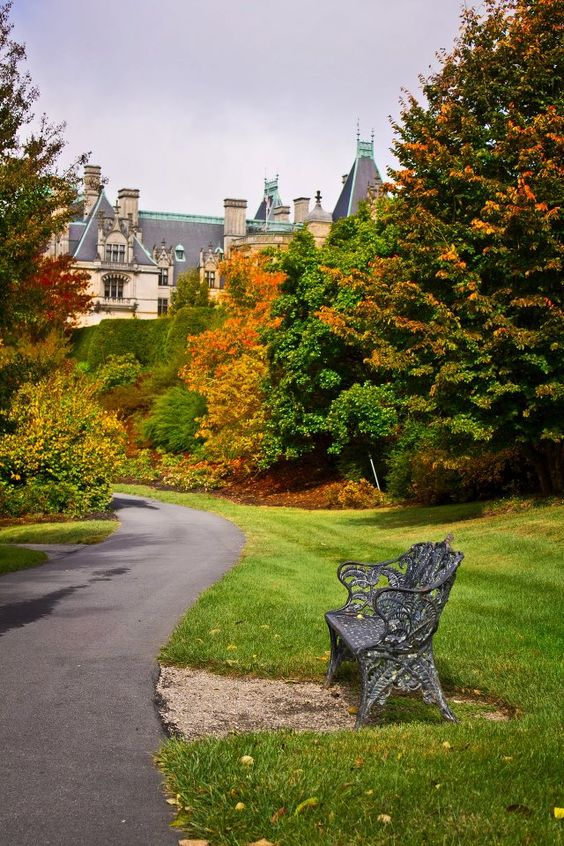 Biltmore House  Asheville, NC - I really need to go visit this place soon!: