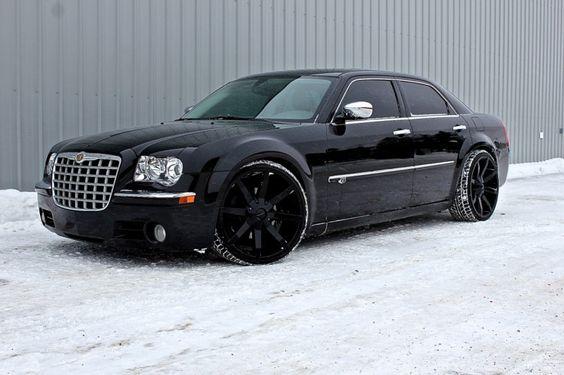 Chrysler 300 C Review Photo