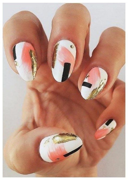 30 Natural Elegant Summer Nail Designs To Prepare For Parties And