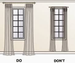 Image result for how to make a room look bigger with curtains
