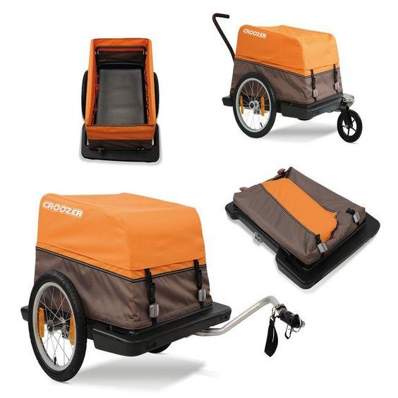 Remorque vélo cargo - Achat remorque vélo cargo