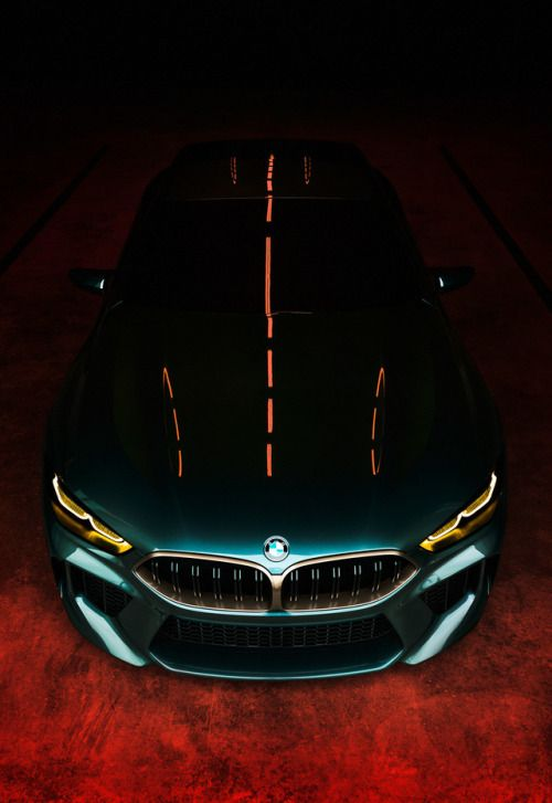 Bmw M8 Gran Coupe Concept Images By J Konrad Gran Coupe Bmw