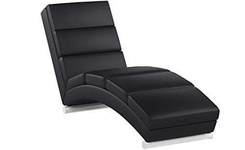 miadomodo fauteuil chaise longue en