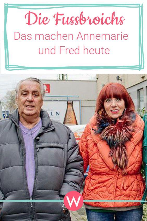 Frank Fussbroich Das Machen Seine Eltern Annemarie Und Fred Heute Eltern Weibchen