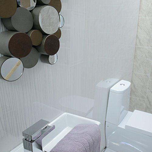 Claddtech Shower Wall Bathroom Panels Large 2 4m X 1m St Https Www Amazon Co Uk Dp B07br697mh Ref Cm Sw Shower Wall Panels Bathroom Paneling Shower Wall