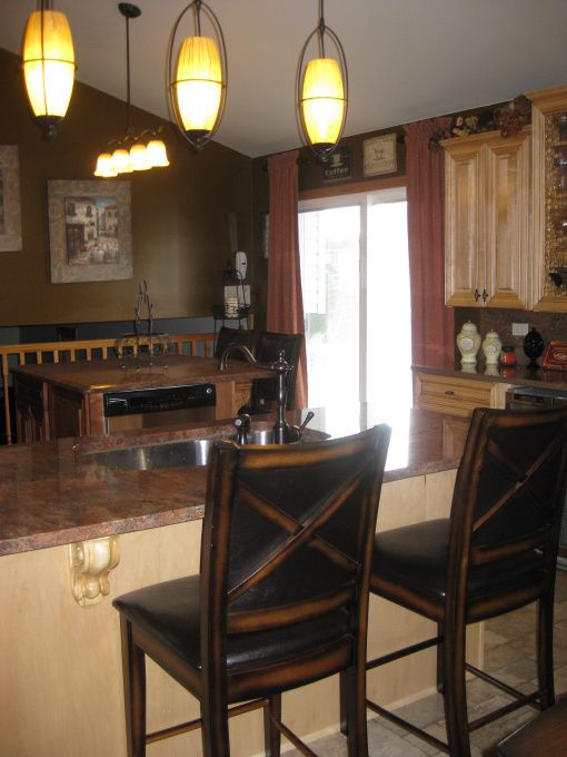 My Dream Come True Kitchen Remodel Home Remodeling Simple House Design Kitchen Remodel
