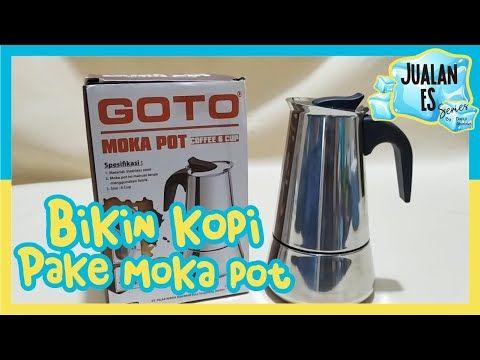 Belajar Bikin Espresso Pake Moka Pot Jualan Es The Series Ep3 Youtube Resep Minuman Espresso Minuman