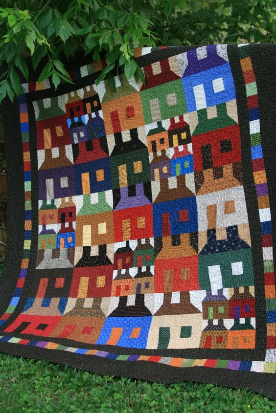 Neighborhood Quilt