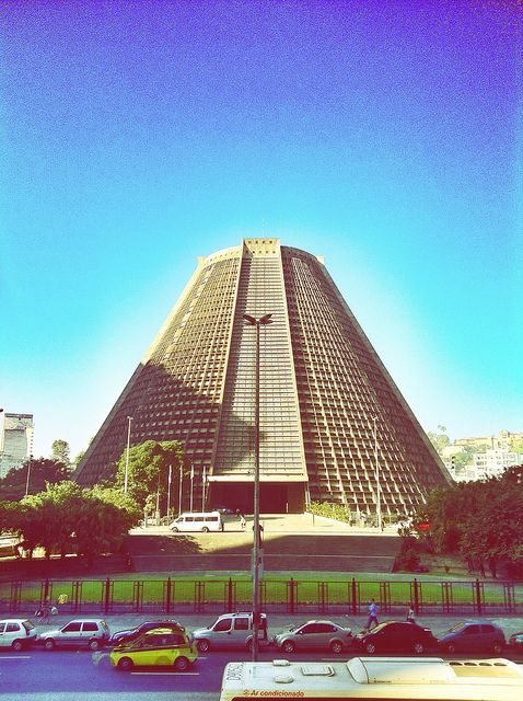 catedral da são sebastião, Rio de Janeiro
