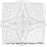 diagrama blusa crochet