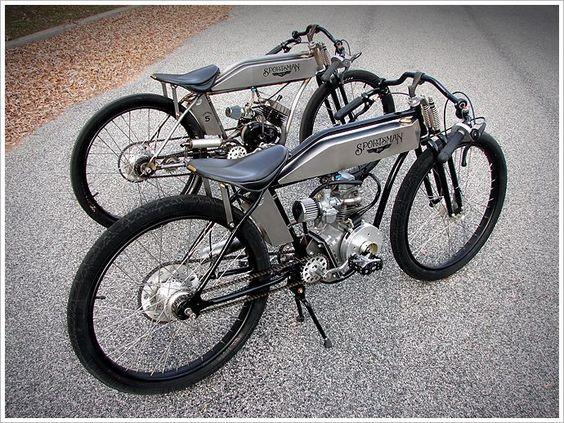 The Sportsman Flyerâ200â - Pipeburn - Purveyors of Classic Motorcycles, Cafe Racers & Custom motorbikes