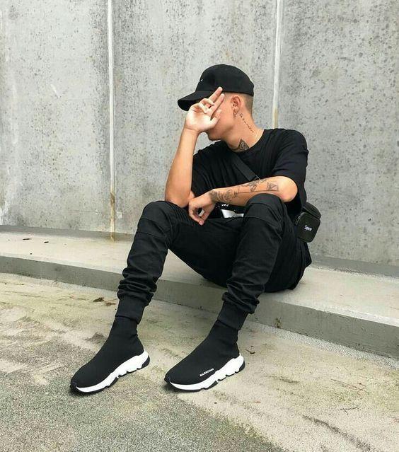 Mens fashion urban