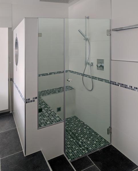 Nischendusche Duschen Aus Glas Aus Duschen Glas Nischendusche Dusche Badezimmer Renovieren Glas Badezimmer
