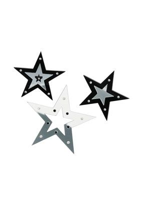 Layered Star Brooch Pack - StyleSays