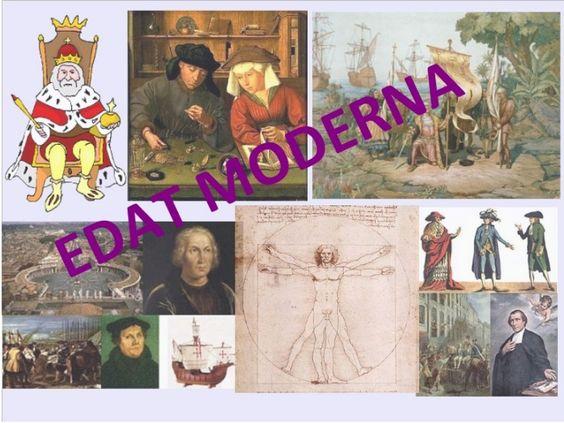 Edat moderna 1. segles xv i xvi. maite abad