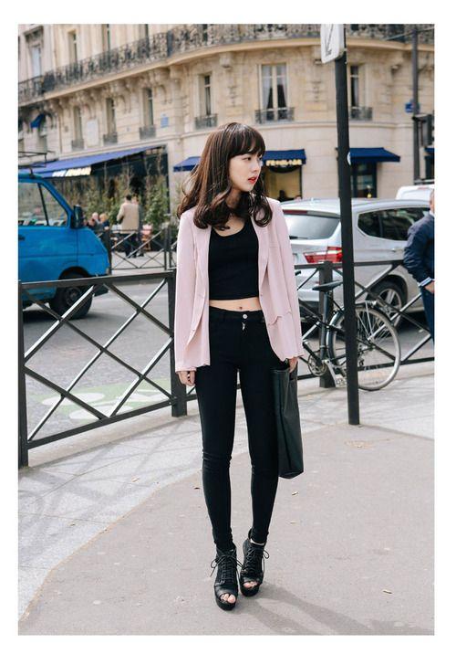 korean fashion - ulzzang - ulzzang fashion - cute girl - cute outfit - seoul style - asian fashion - korean style - asian style - kstyle k-style - k-fashion - k-fashion - asian fashion - ulzzang fashion - ulzzang style - ulzzang girl: