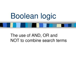The PHP Boolean Data Type