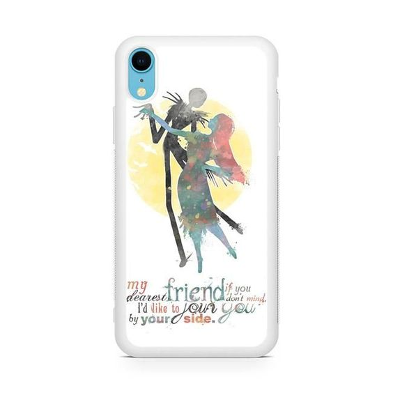 Nightmare Before Christmas Quote Iphone Xr Case Christmaspho Nightmare Before Christmas Wallpaper Nightmare Before Christmas Quotes Nightmare Before Christmas