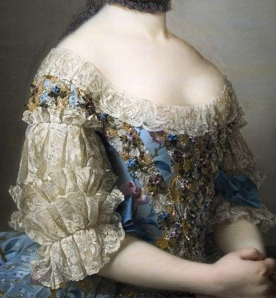 Alexander Roslin Grevinnan Kataryna Zamoyska 1753