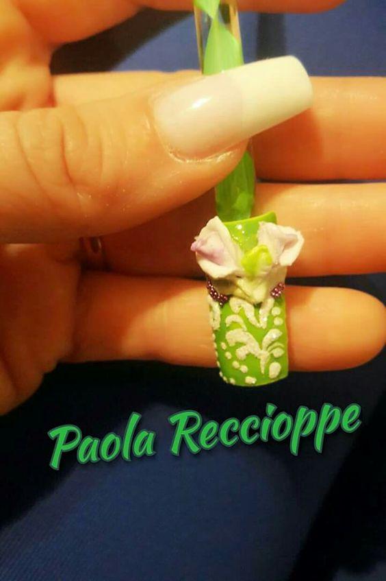 Paola Reccioppe - 3D en Uñas