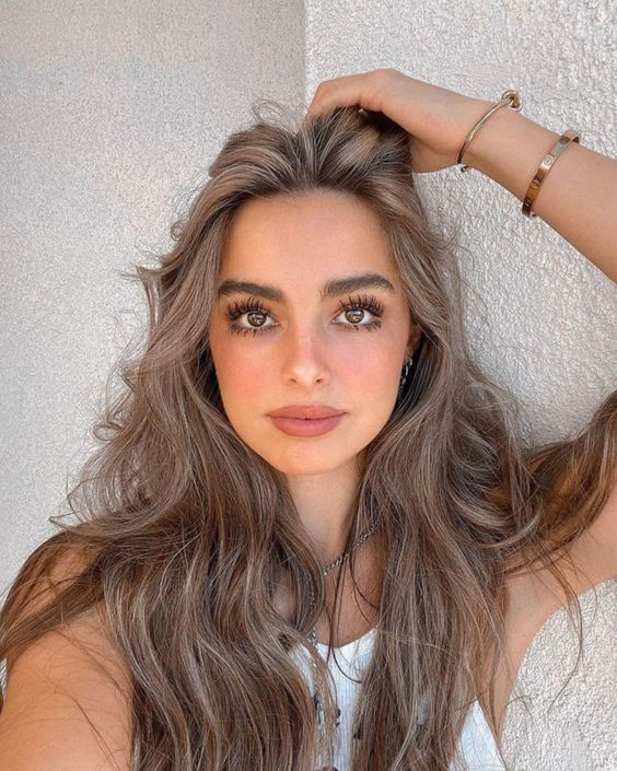 Most Famous On Tiktok Girl Hair The Most Beautiful Girl Hair Styles