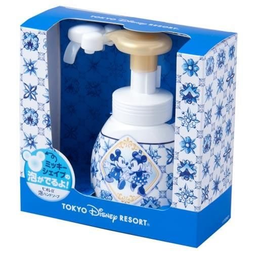 Tdr Mickey Minnie Mouse Hand Soap Bottle Dispenser In 2020