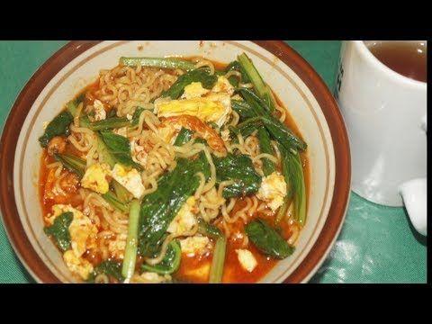 Resep Indomie Mie Becek Terkenal Youtube Resep Resep Masakan Masakan