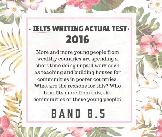 9 bands ielts essays
