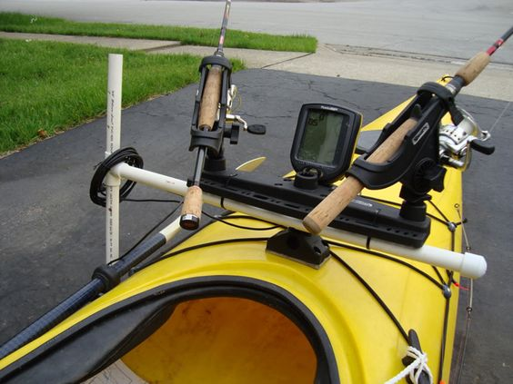 Pinterest the world s catalog of ideas for Fish finders for kayaks
