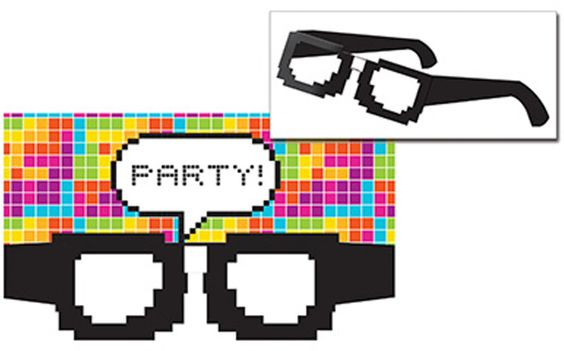 get nerdy invitations [set of 8] Case of 10