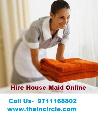 Hire House Maid Online IN Delhi,Noida,Gurgaon In Very Easily From  Theincircle.com. For More Details Register Or Call At +91 9711168802 |  Pinterest | House ...
