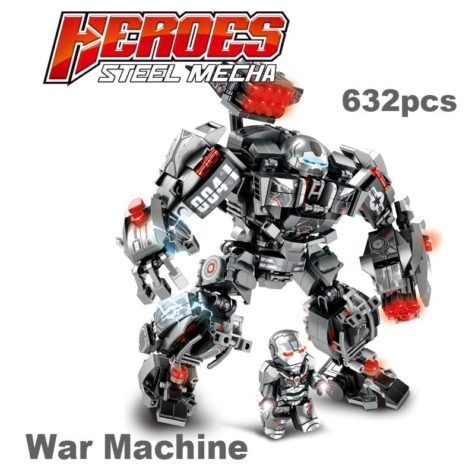 Lego Marvel Avengers Walkthrough Best Discount Iron Man Hulkbuster Marvel Iron Man War Machine