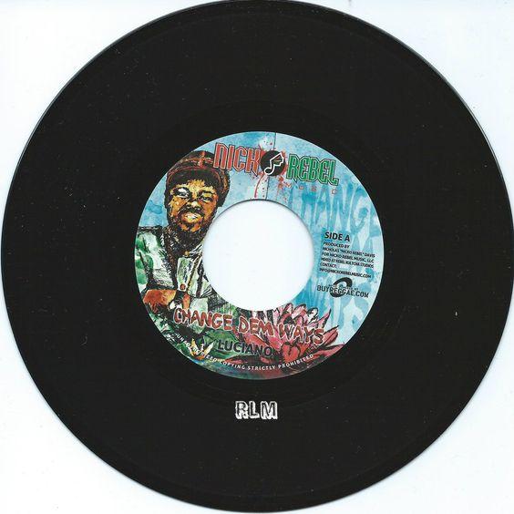 "Reggae Land Muzik Store - Luciano : Change Dem Ways 7"", $7.98 (http://www.reggaelandmuzik.com/luciano-change-dem-ways-7/)"