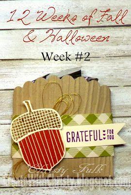 Create With Christy: 12 Weeks of Fall & Halloween - Week #2
