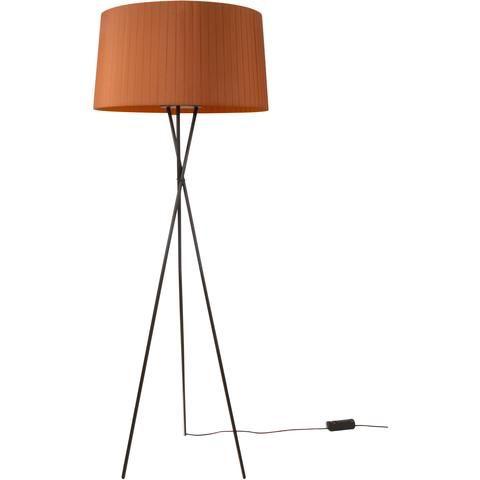 Tripode G5 Floor Lamp Terra Cotta Modern Floor Lamps Floor Lamp