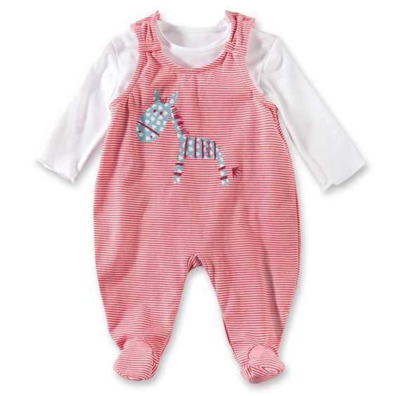 EAT ANTS BY SANETTA Baby Stramplerset für Mädchen, Eat Ants BY SANETTA, rot - myToys.de