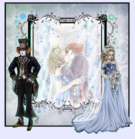 alice and mad hatter romance fanfiction