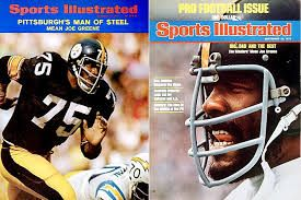 Pro Football Hall of FamerMean Joe Greene, the greatest Pittsburgh Steeler of all-time, turns 66 today. 1. Joe Greene was the first draft pick the Pittsburgh Steelers made in the Chuck Noll era. T…
