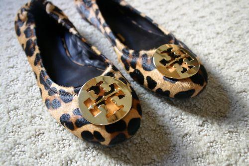 leopard tory burch