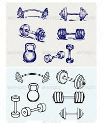 Image result for tattoo barbell weights tattoo ideas for Weightlifting tattoo designs