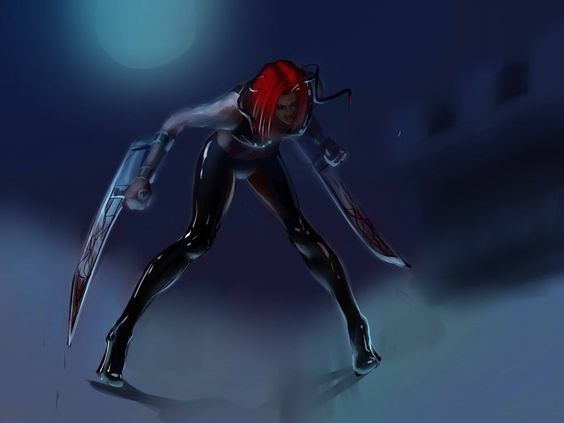 bloodrayne 02 by Tim-kun066 on DeviantArt